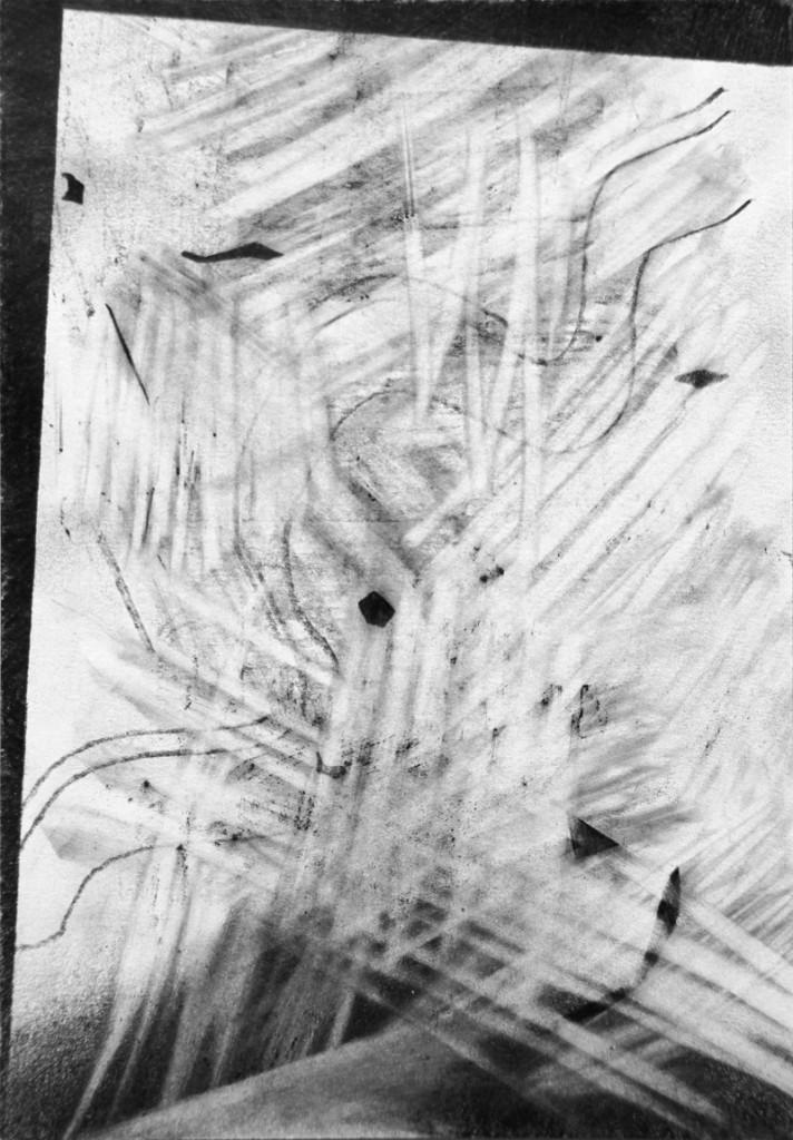 pencil on paper, 21 x 14,8 cm